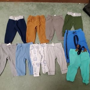 10 pairs of boys pants